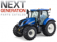 Next Generation Catalog New Holland